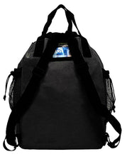 Load image into Gallery viewer, BLK Kings Backpack Tote - blacknugly