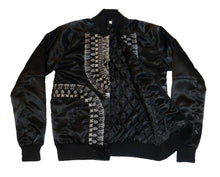Load image into Gallery viewer, Dashiki Bomber Jacket