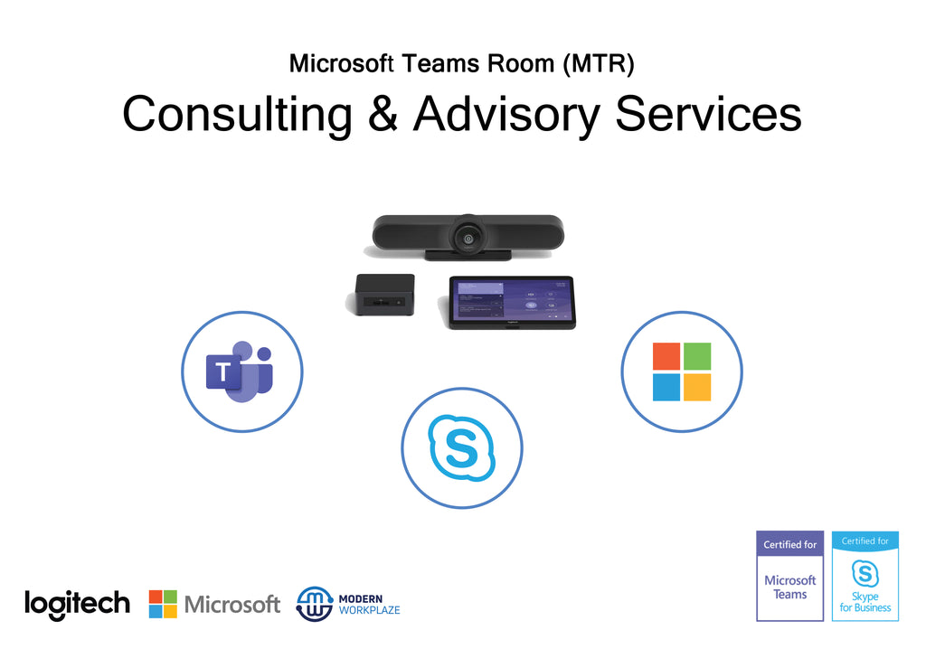 Microsoft Teams Room (MTR) Consulting & Advisory Services