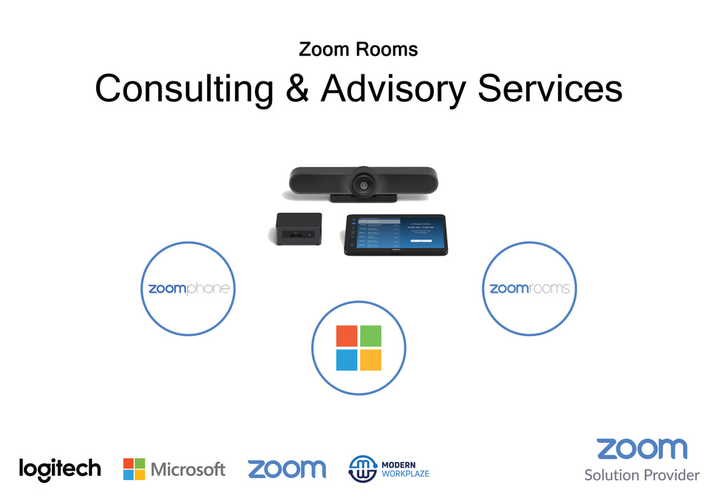 Zoom Rooms and Phone Services