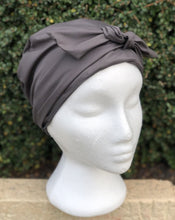 Load image into Gallery viewer, Splash Happy Shower Cap Charcoal