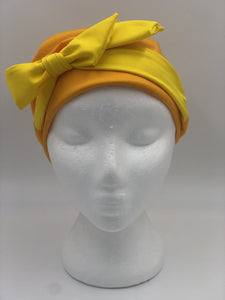 Splash Happy Shower Cap Daffodil