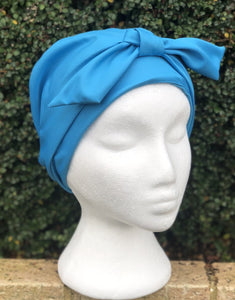 Splash Happy Shower Cap Sky Blue
