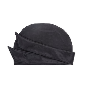 Splash Happy Silk Sleep Cap Black Spot