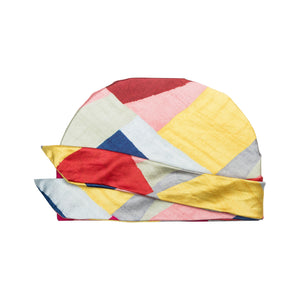 Splash Happy Silk Sleep Cap Peony