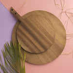 Studio Badge Maxi Mana Wooden Platter