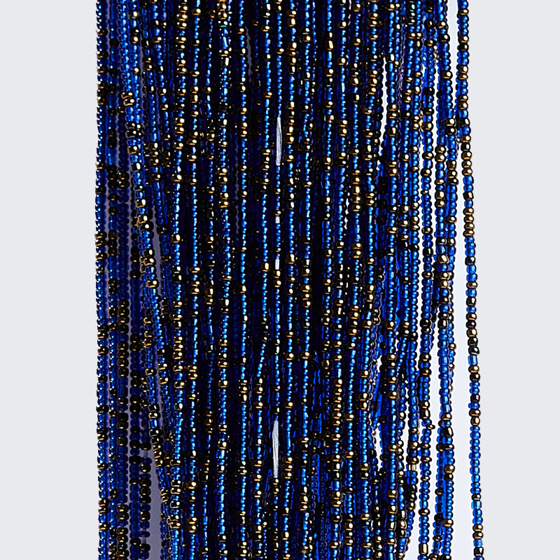 Kaiem Tie-On Waist Beads: Royal Collection