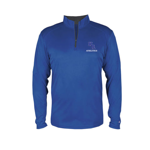 HA Men's Warmup Pullover