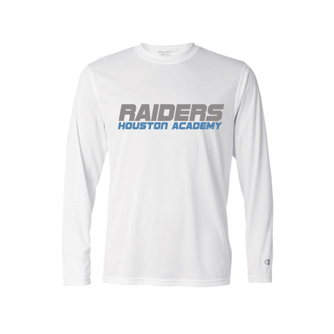 Raiders Long Sleeve Performance Tee