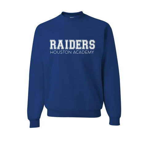 Raiders Crewneck Royal Sweatshirt