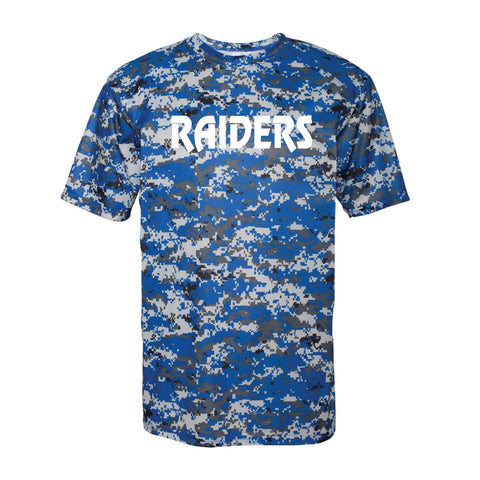 Camo Short Sleeve Performance Tee