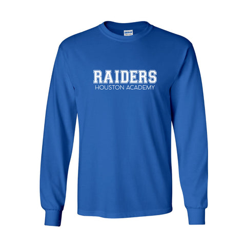 Raiders Long Sleeve Tee