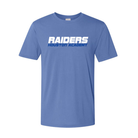 Raiders Short Sleeve Performance Tee