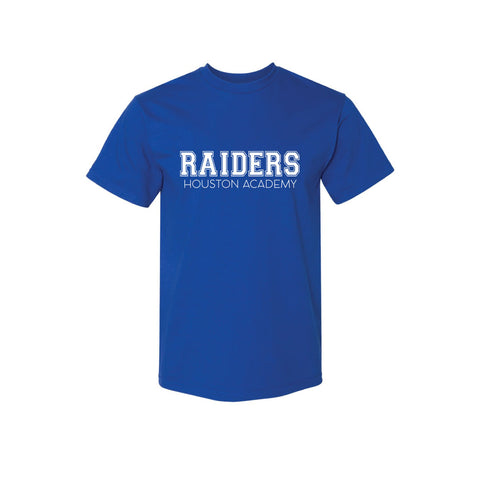 Raiders Royal Short Sleeve Tee