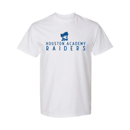 HA Raider Head White Short Sleeve Tee