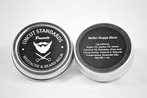 1 oz. Scented Mustache and Beard Balm