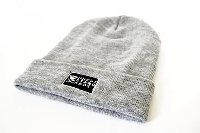 Embroidered Beanie - Yupoong