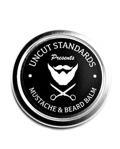 Three Pack #1 - Mustache and Beard Balm