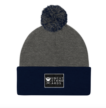 Load image into Gallery viewer, Sportsman Pom Top Beanie