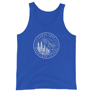 Santa Cruz Mountain Strong - Unisex Tank Top