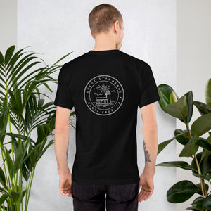 Santa Cruz Uncut Tee - Made in America (American Apparel) Extra Soft