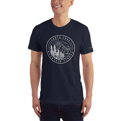 Santa Cruz Mountain Strong T-Shirt - Unisex