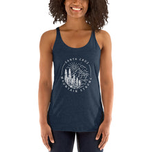 Load image into Gallery viewer, Santa Cruz Mountain Strong - Women's Racerback Tank