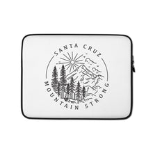 Load image into Gallery viewer, Santa Cruz Mountain Strong - Laptop Sleeve