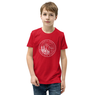 Santa Cruz Mountain Strong - Youth T-Shirt
