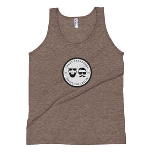 Tri-Colored Unisex Tank Tops - Soft