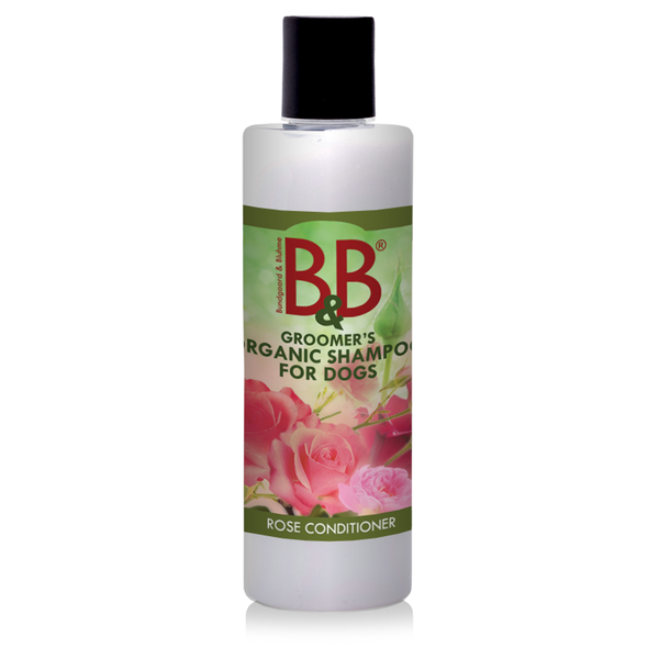B&B  Rose conditioner - Hundens Valg