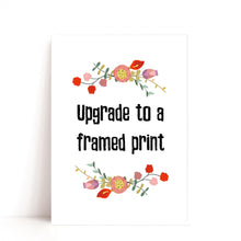 Load image into Gallery viewer, Be Grateful Quote Print