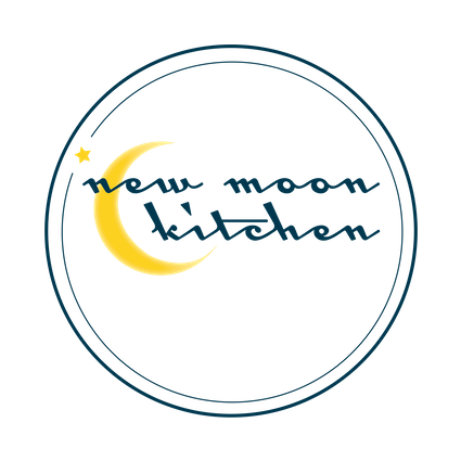 Logo for New Moon Kitchen