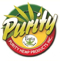 Logo for Purity Hemp
