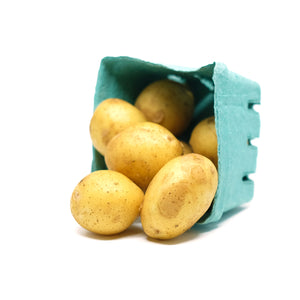 Organic Yellow Potatoes - 1pt