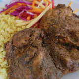 Jerk Chicken (Meat Only) 3-4 Adult Servings
