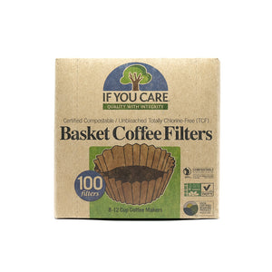 FSC Certified Basket Coffee Filters