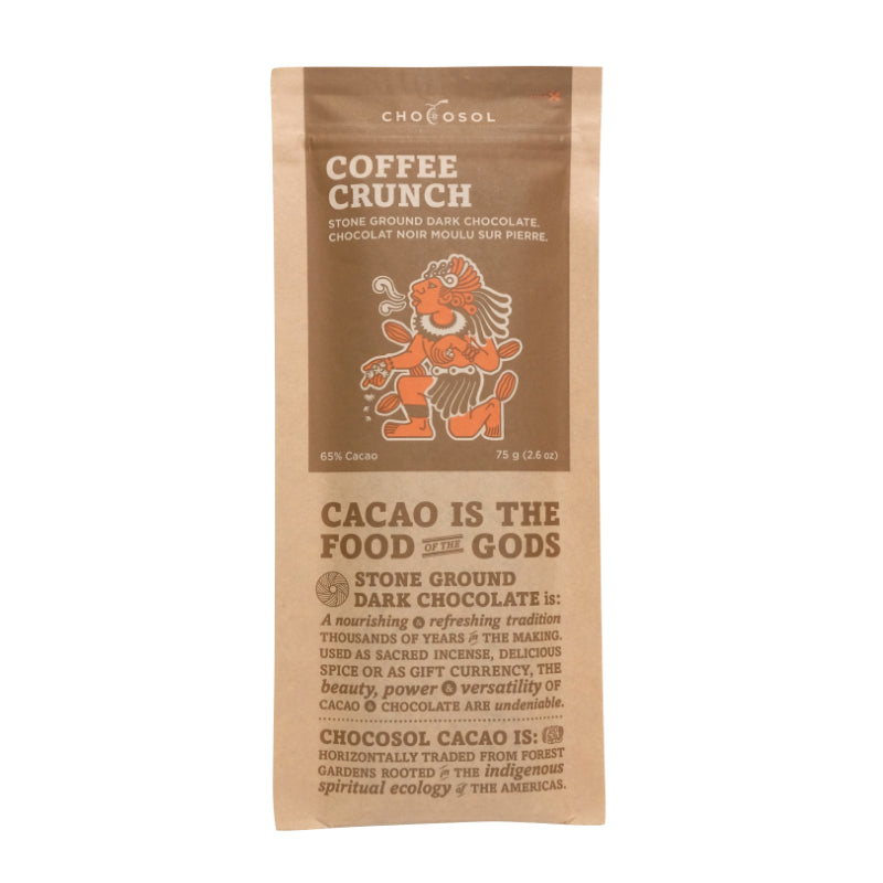 Coffee Crunch (65% cacao)