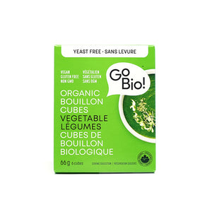 Yeast Free Vegetable Bouillon Cubes