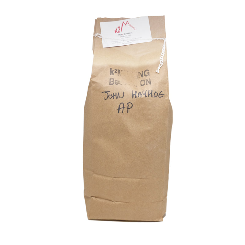John Hayhoe Organic All Purpose Flour 2kg