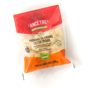 Organic Cheese Curds