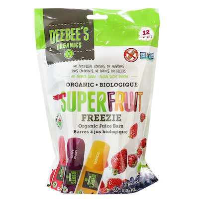 Super Fruit Freezies (12)