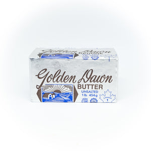 Golden Dawn Unsalted Butter - 80% BF