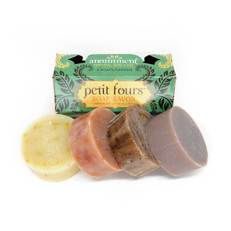 Handcrafted Petit Fours Soap