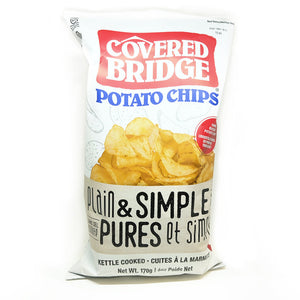 Plain & Simple Kettle Chips