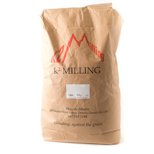 Red Tail Organic Whole Wheat Flour - 20kg