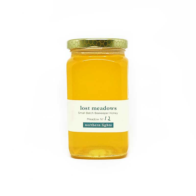 Meadow No. 12, Muskoka Lakes Township Honey - 500g