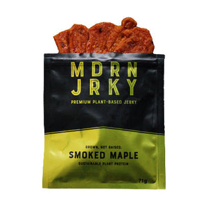 Smoked Maple Vegan Jerky - 71g