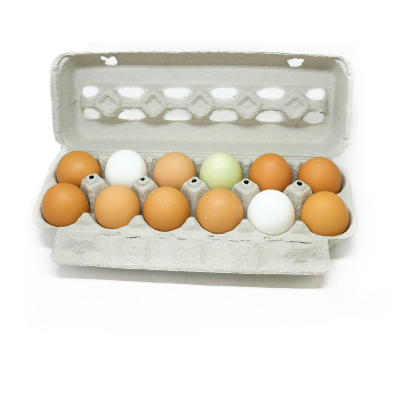 Murray's Pastured Heritage Eggs
