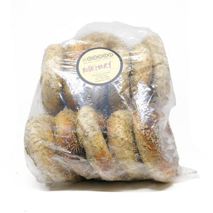 Nu Bugel Frozen Rosemary & Sea Salt Bagels - 1 Dozen
